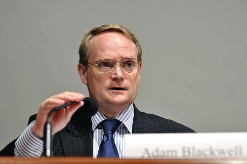 Adam Blackwell About Ambassador Adam Blackwell