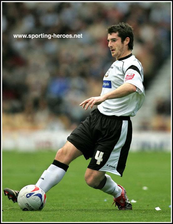 Adam Bolder Adam BOLDER League appearances forn The Rams Derby