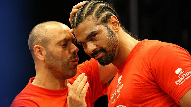 Adam Booth David Haye is coming back says trainer Adam Booth and