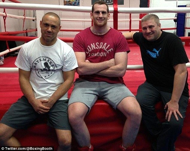 Adam Booth David Price to be trained by Adam Booth who also trains