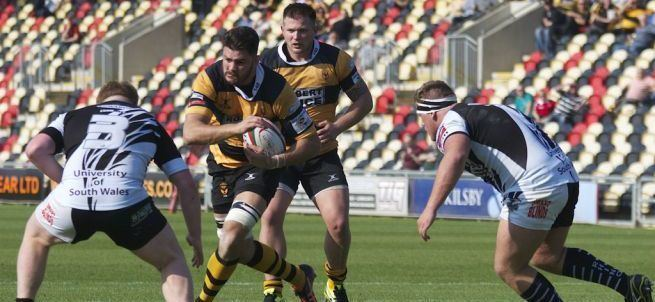 Adam Brown (rugby union) Adam Brown Newport RFC