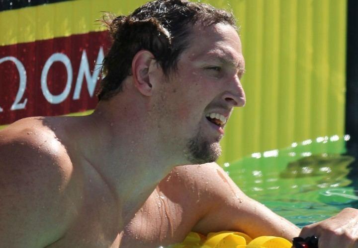 Adam Brown (swimmer) Adam Brown Ends Competitive Swimming Career