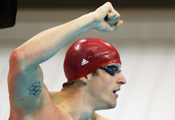 Adam Brown (swimmer) Adam Brown Pictures Olympics Day 7 Swimming Zimbio