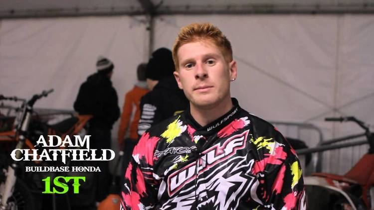 Adam Chatfield Adam Chatfield Odyssey Round 2 of Arenacross uk YouTube