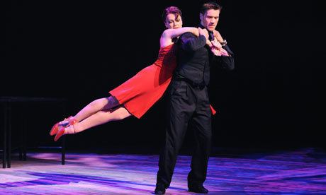 Adam Cooper (dancer) Shall We Dance Dance review Stage The Guardian