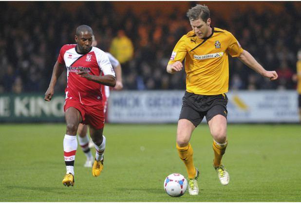 Adam Cunnington Adam Cunnington tips Cambridge United39s strikers to