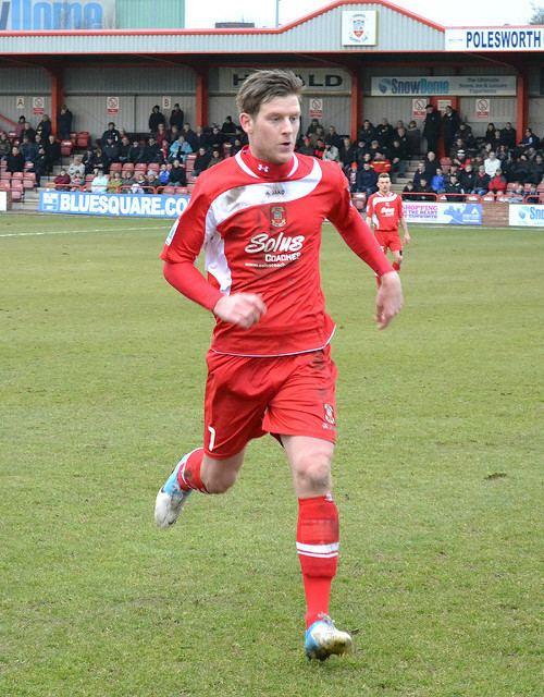 Adam Cunnington Tamworth FC Adam Cunnington Flickr Photo Sharing