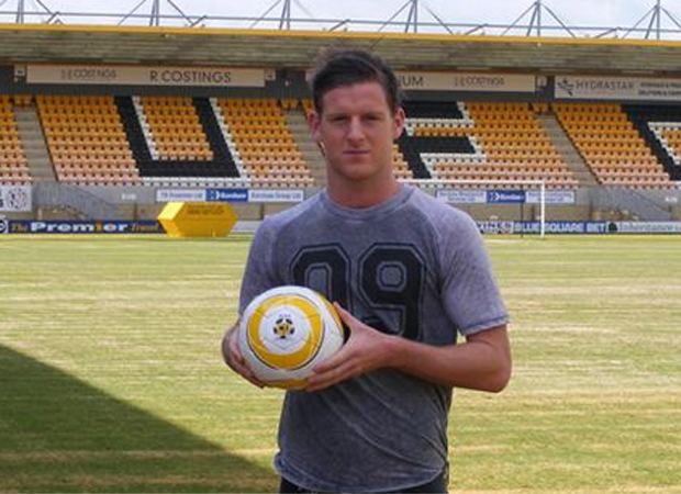 Adam Cunnington The NonLeague Football Paper