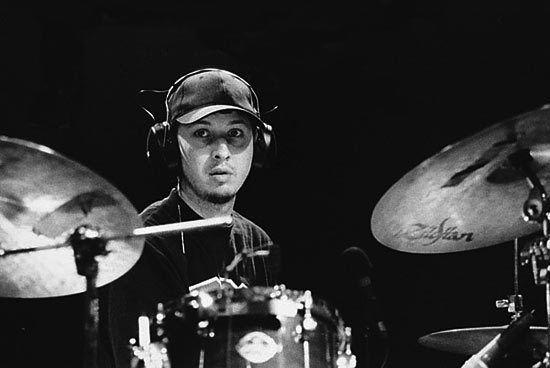 Adam Deitch Drummerworld Adam Deitch