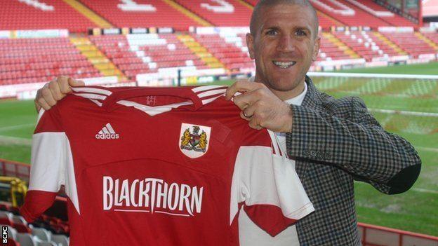 Adam El-Abd BBC Sport Adam ElAbd Bristol City move excites ex