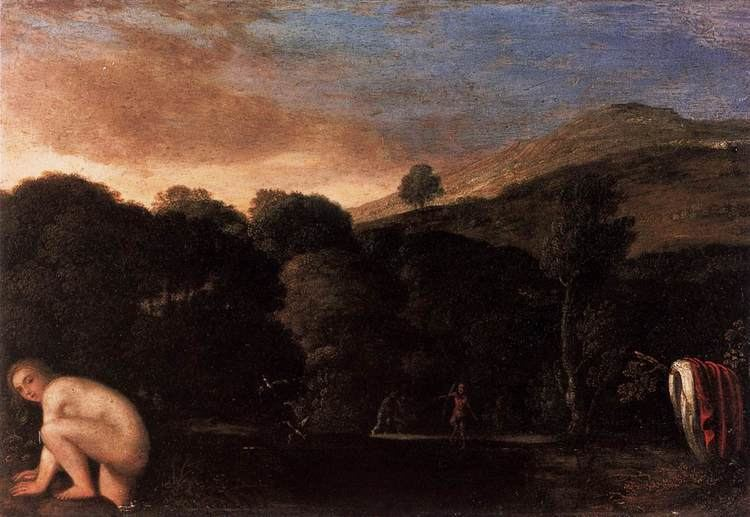 Adam Elsheimer Elsheimer Adam Fine Arts 15th16th c The Red List