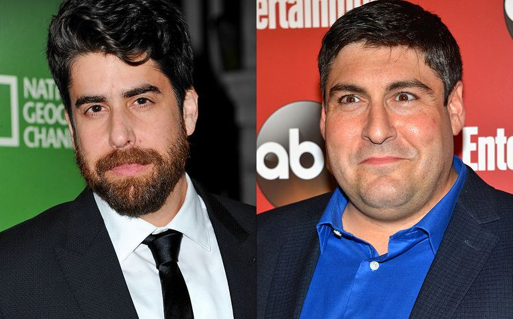 Adam F. Goldberg Adam Goldberg says his Twitter feud with Adam F Goldberg is absurd