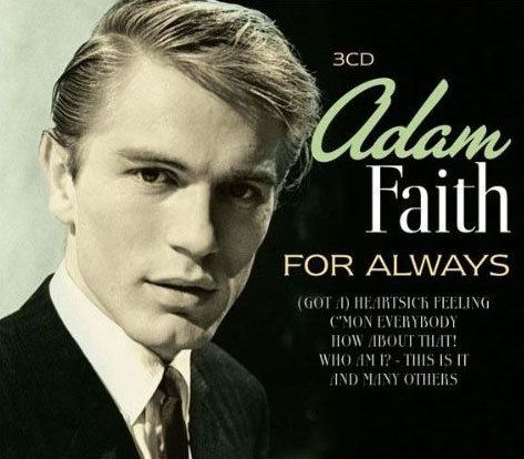 Adam Faith Adam Faith news page