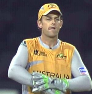 Profile and Biodata Page of Adam Craig Gilchrist on CricketFundas