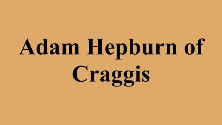 Adam Hepburn of Craggis Adam Hepburn of Craggis YouTube