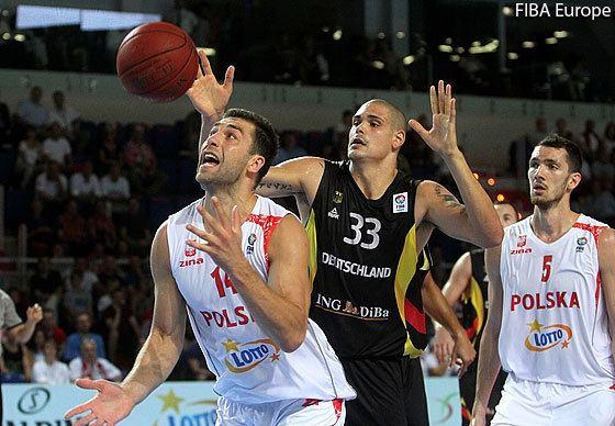 Adam Hrycaniuk Adam Hrycaniuk EuroBasket 2013 FIBA Europe