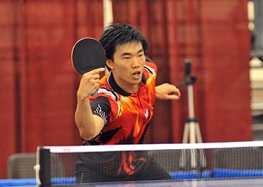 Adam Hugh Adam Hugh Table Tennis Coach