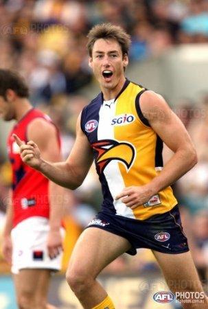 Adam Hunter (footballer) Past player Adam Hunter 20002009 BigFooty AFL Forum