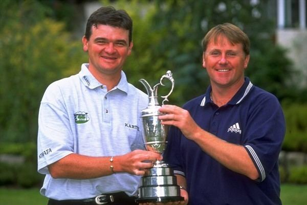 Adam Hunter (golfer) Lawrie leads tributes for top coach Adam Hunter