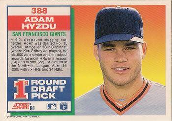 Adam Hyzdu The Trading Card Database Adam Hyzdu Gallery