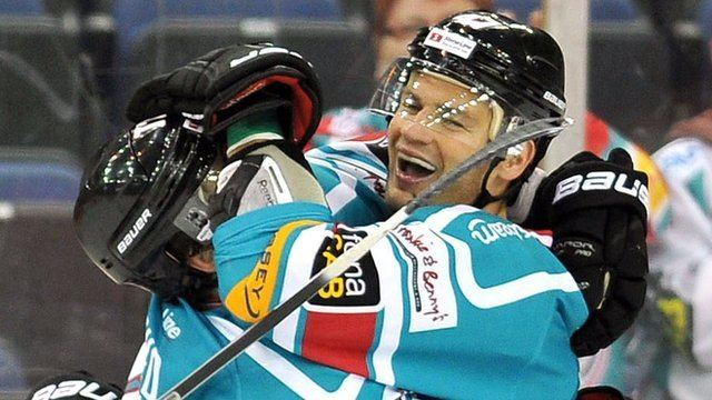 Adam Keefe (ice hockey) Giants aim to build on good start BBC Sport