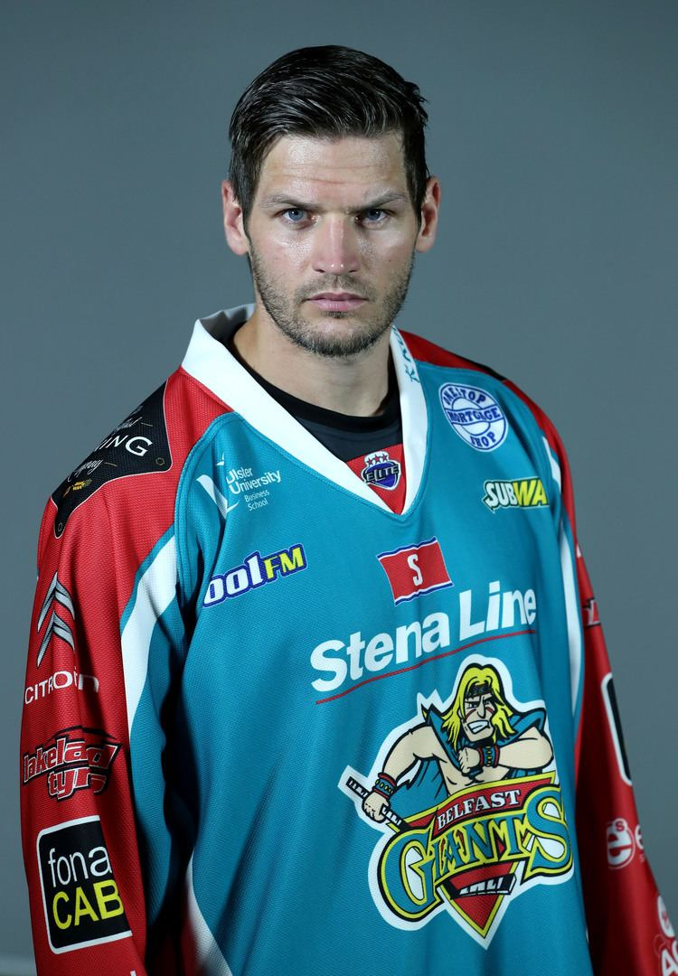 Adam Keefe (ice hockey) Wayne Hardman Reflections on the Belfast Giants Elite League Ice