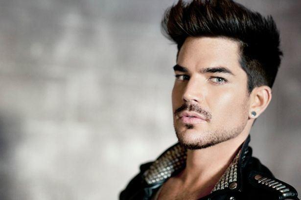 Adam Lambert Adam Lambert insures his voice for 30million as American