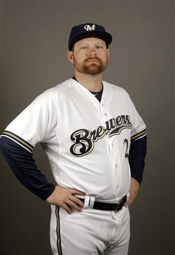 Adam Lind Brewers By the Jersey Numbers 15 24 Adam Lind The Brewer Nation