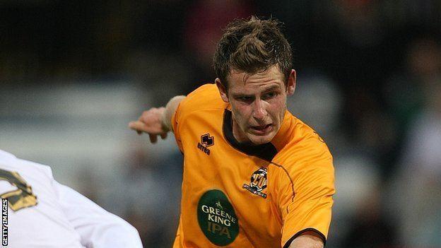 Adam Marriott BBC Sport Adam Marriott Stevenage sign striker from
