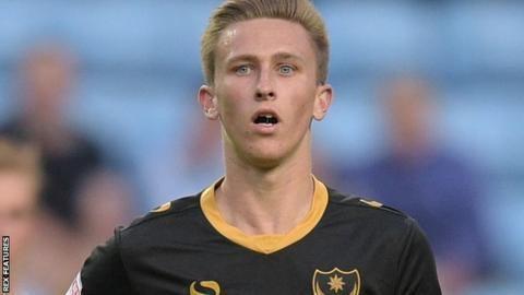 Adam May (footballer) Adam May Sutton United extend Portsmouth midfielders loan until