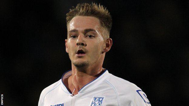 Adam McGurk BBC Sport Adam McGurk Burton Albion sign former