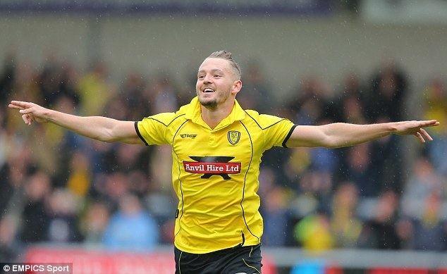 Adam McGurk Burton 10 Southend Adam McGurk gives Albion narrow lead