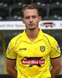 Adam McGurk Burton Albion striker Adam McGurk in playoff fitness race
