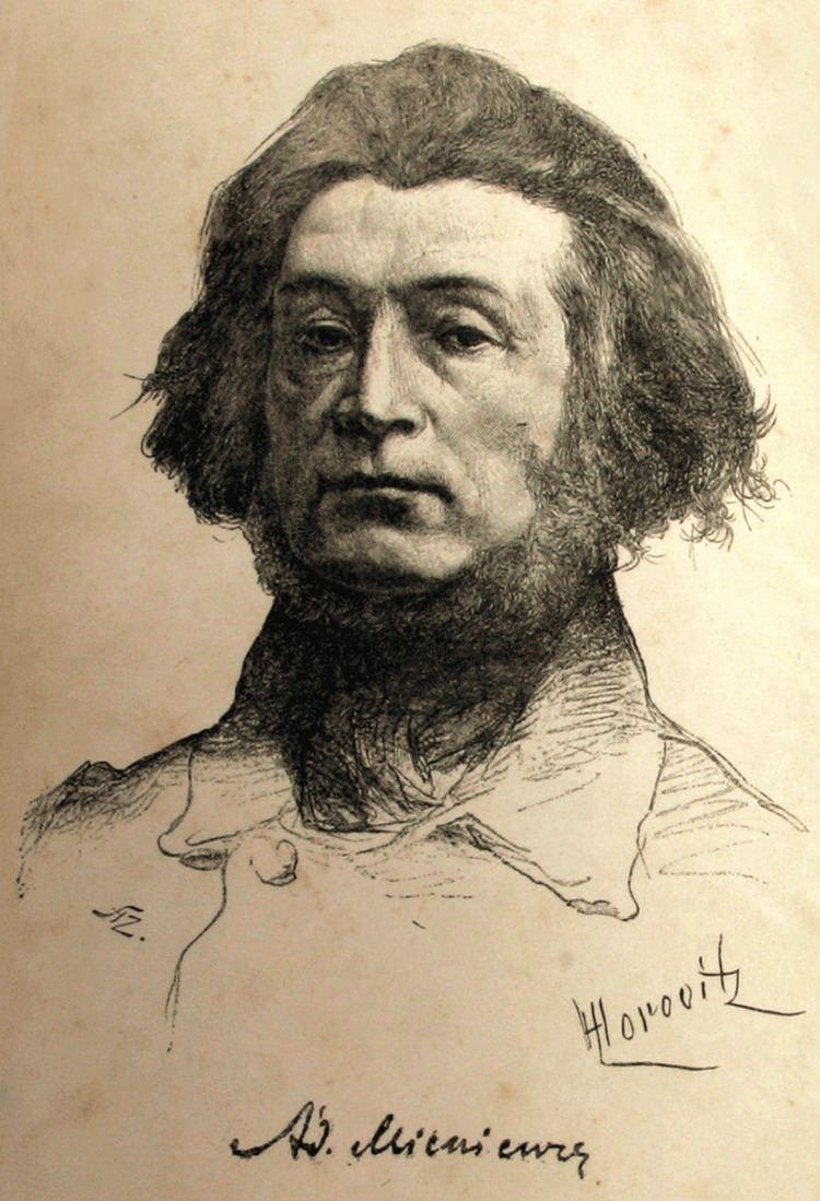 Adam Mickiewicz ajudah