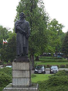 Adam Mickiewicz Monument, Gorzów Wielkopolski httpsuploadwikimediaorgwikipediacommonsthu