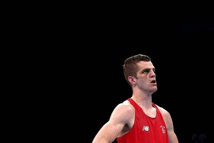 Adam Nolan Disappointment for Adam Nolan as medal slips through his
