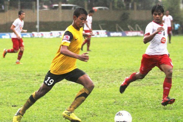 Adam Nor Azlin Malaysia off to a losing start at AFC Under19 meet Football The