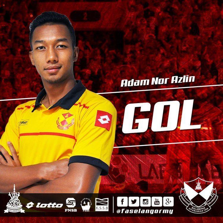 Adam Nor Azlin FA Selangor on Twitter quot90239 GOLL RedGiants memperoleh gol kedua