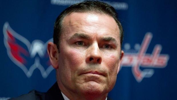 Adam Oates Adam Oates fired as head coach by Capitals after 2 seasons
