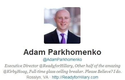 Adam Parkhomenko The Most Inexplicable Political Twitter Profile I Have