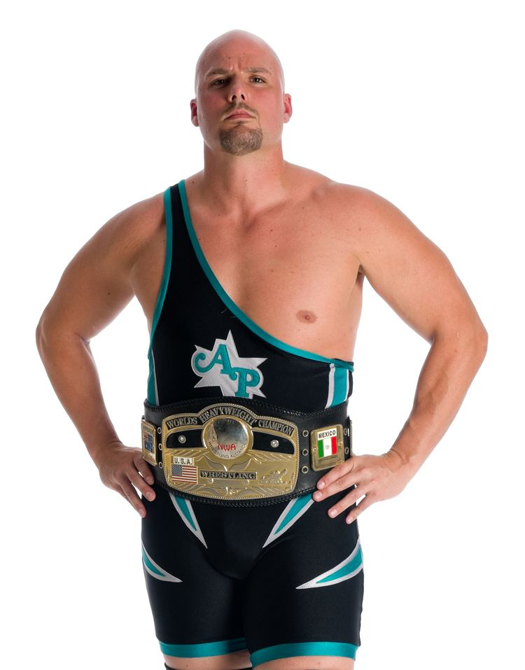 Adam Pearce NWA Champ Adam Pearce defends his title in Chicago Geek To MeGeek