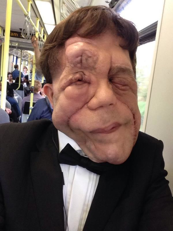 Adam Pearson (actor) Adam Pearson on Twitter quotOff to the ndawards for the