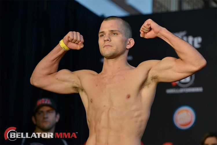 Adam Piccolotti Bellator 15439s Adam Piccolotti speaks out about Jordan Parsons