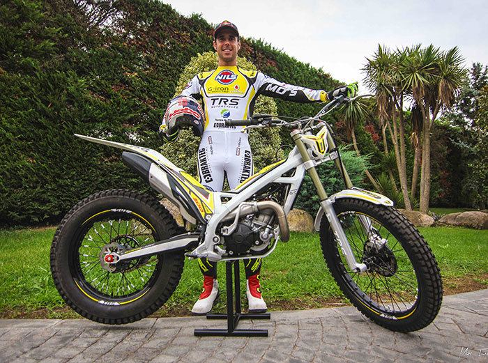 Adam Raga TRS Motorcycles UK Adam Raga signs for TRS Motorcycles Team Jordi