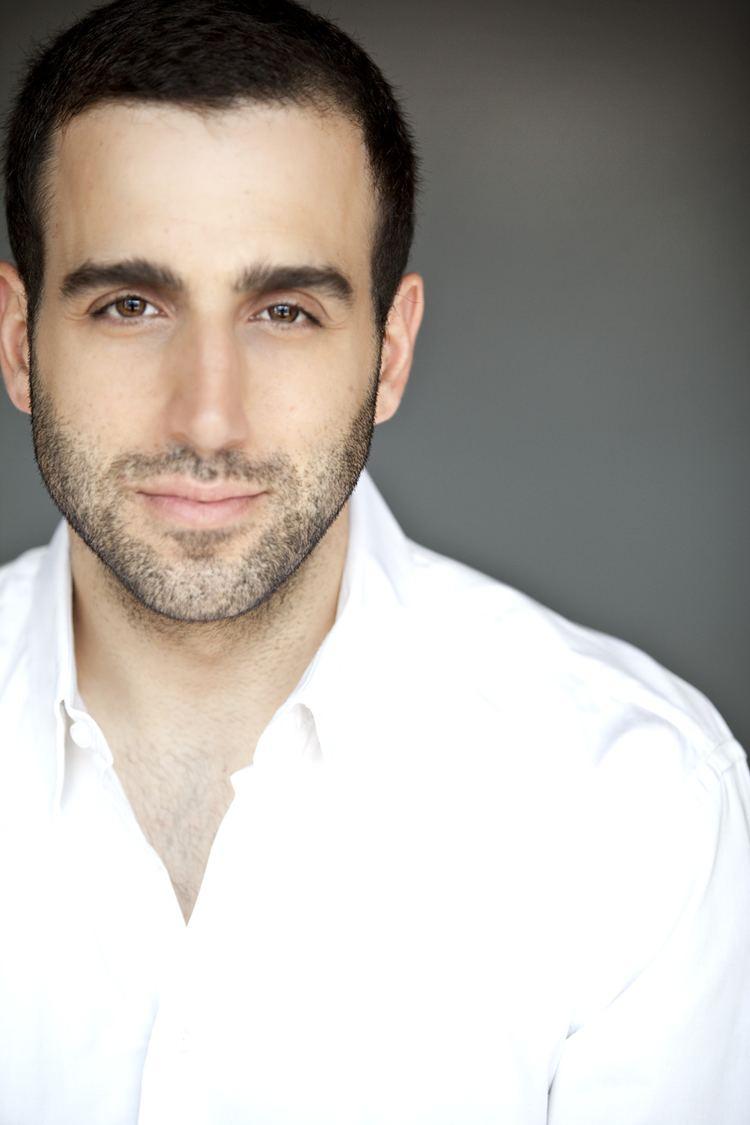 Adam Reid Bellini International Montreal Talent Agency Actor