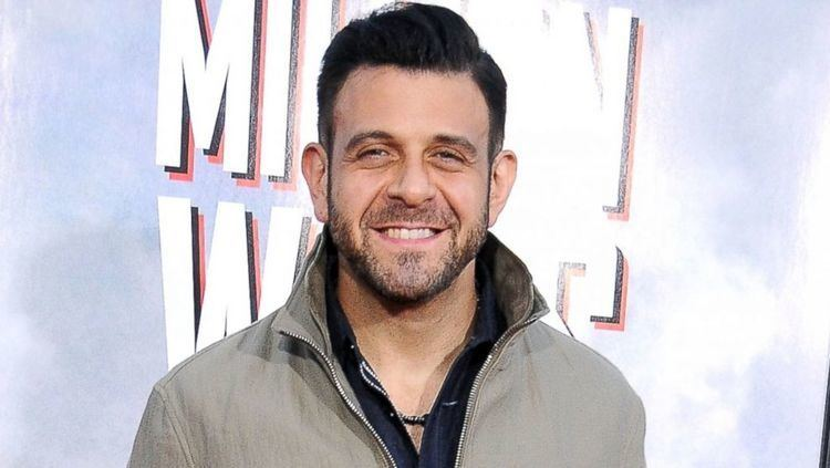 Adam Richman Adam Richman Apologizes for 39Inexcusable Remarks39 on
