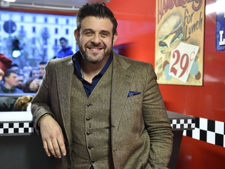 Adam Richman Man v Food39s Adam Richman 39I39ve been vegan for three