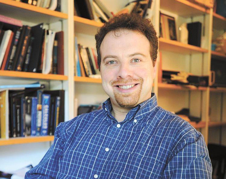Adam Riess Adam Riess 3992 wins Nobel Prize for physics MIT News