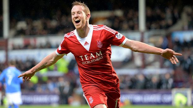 Adam Rooney Adam Rooney believes Dons have learned lessons on perils