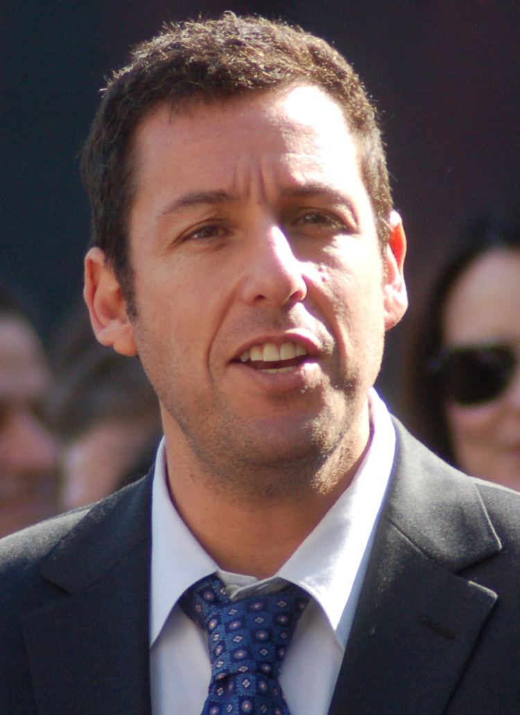 Adam Sandler Adam Sandler Wikipedia the free encyclopedia